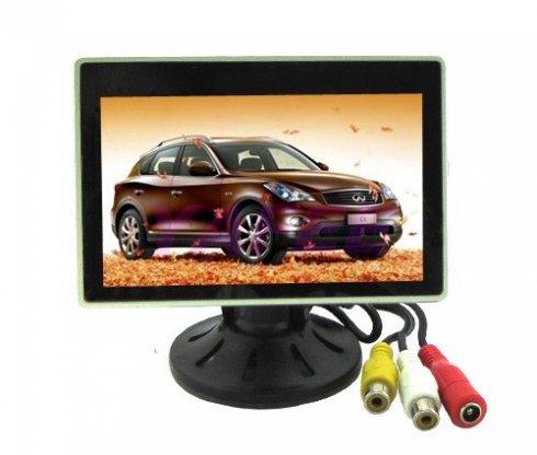 monitore f r auto 4 crystal n9 oem cool mania. Black Bedroom Furniture Sets. Home Design Ideas