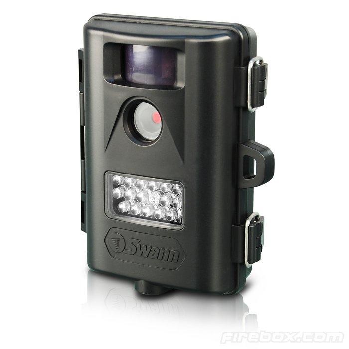CCTV Security Camera with Motion Sensor Light -