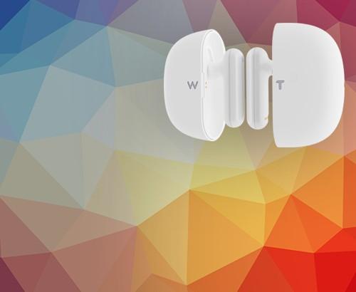 Voice translator via Bluetooth headphones WT2 Plus - real time translation