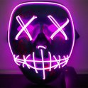 Masques LED Purge - Violet