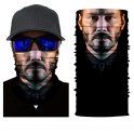JOHN WICK (Keanu Reeves) bandana - 3D scarf on face or head