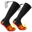 Vyhrievané ponožky termo (pánske aj dámske)- 3 úrovne teploty s 2x2200mAh batériou