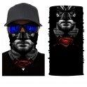 BATMAN Vs. SUPERMAN - Bandana (Headwear) for face