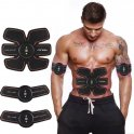 6 pack - Portable rechargeable EMS stimulator with 4 modes