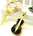 Joyas para violín USB en forma de llave