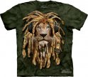 3D animal motif - Jamaican Lion