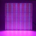 LED lámpa 120W teljesítményű növények virágzásához