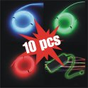Party Neon Wire 2,3mm + El инвертор 2x 1,5V AA - 10x пакет