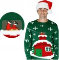 Morph sweater - Santa Claus