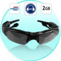 Sonnenbrille mit MP3-Player