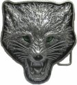 Vlk - přezka na opasek