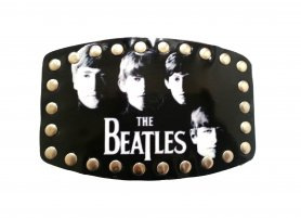 The Beatles - belt buckle