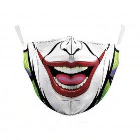 JOKER védő maszk - 100% poliészter