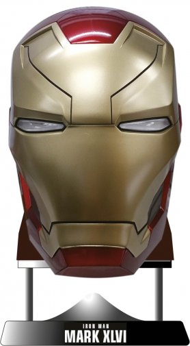IRON MAN - Mini altoparlante MP3 bluetooth