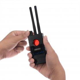 Rejtett kém kamera és hibadetektor GSM, GPS, RF és kém eszközökhöz