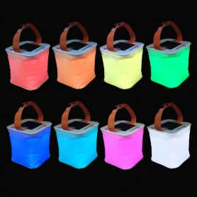 Lampă gonflabilă colorată - Packlite Spectra