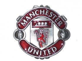 Football club  buckle - Manchester United