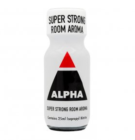 Poppers - ALPHA SUPER STRONG - 25ml