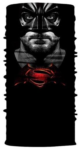 BATMAN vs. SUPERMAN - Bandana (Sombreros) para la cara