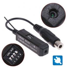 Bezdrôtová mini spy kamera s USB prijímačom