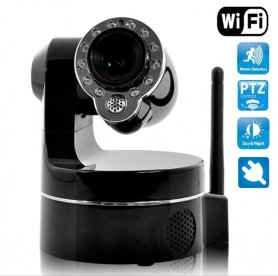 Cameră IP de securitate wireless + zoom optic 3x