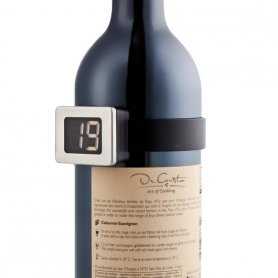 Wine thermometer - square shape