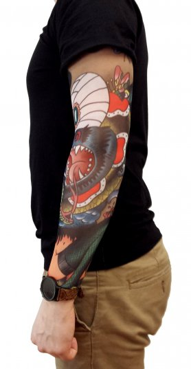 Tattoo sleeve - Anime