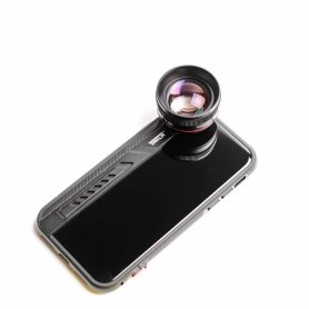 Mobile lens for iPhone X - Profi telephoto 2.0X optical zoom