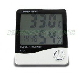 Digital thermometer - HTC-1