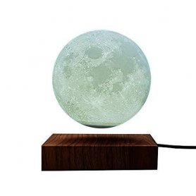 Levitating moon lamp - 360° floating moon night light