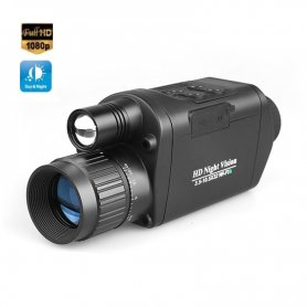 Night vision monocular Bestguarder NV-500 up to 350m with 3,5x optical zoom