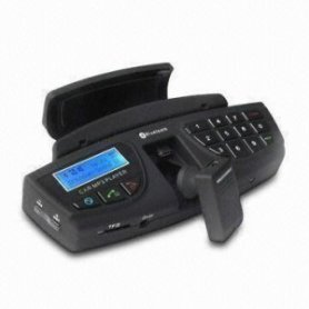 Auto MP3 FM Transmitter