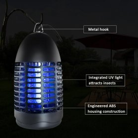 Bug zapper - insect trap - 360° with a power of 7W