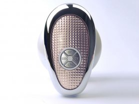Masajeador ultrasónico portátil con radio frecuencia para adelgazar