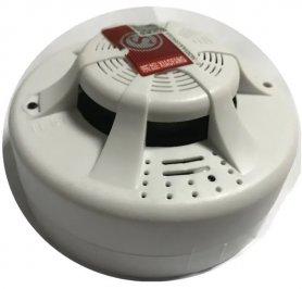 Reálny funkčný detektor dymuso spykamerou FULL HD + WiFi + detekcia pohybu