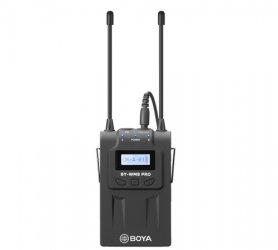 Wireless receiver for microphone BOYA RX8 PRO (dual channel)