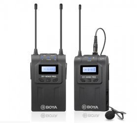 Cravate microphone set BOYA BY-WM8 Pro-K1