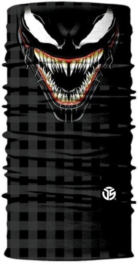 VENOM - Hororová šatka na tvár čihlavu