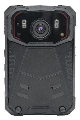 Kamera na telo BODYCAM s 4K rozlížšením s podporou4G/NFC/WIFI/BT + 32GB + IR LED