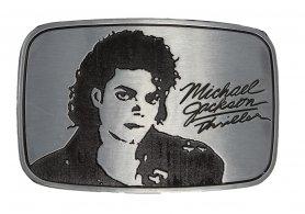 Майкл Джексон - пряжка
