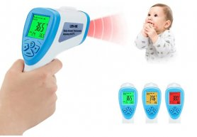 Non contact thermometer digital for temperature measurement