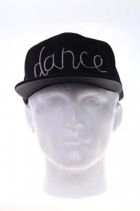 Glowing Dance Cap - White