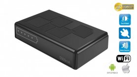 Power Bank Kamera 5000 mAh + Full HD Nachtsichtkamera + WiFi P2P
