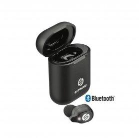 Headphone penerjemah untuk smartphone secara real time dengan wadah pengisi daya - Supreme BTLT 200