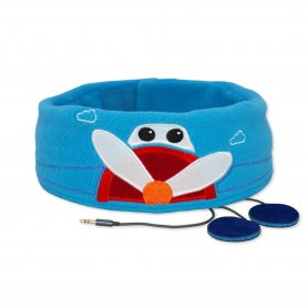 Boy´s headband with headphones - Aeroplane