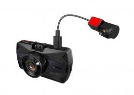 4K DUAL kamera do auta s GPS + unikátny parkovací režim + H.265 kompresia - PROFIO N83