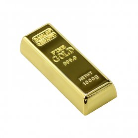 USB exclusivo - ladrillo de oro de 16 GB