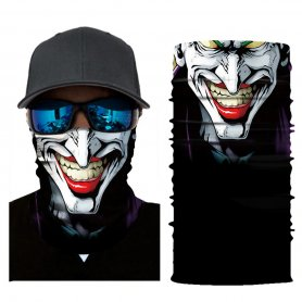 Face scarf or bandana - JOKER