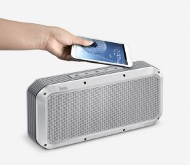 Voombox party - Waterproof Bluetooth portable speaker with 30W with NFC
