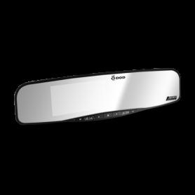Kamera v spätnom zrkadle DOD RX300W + cúvacia kamera